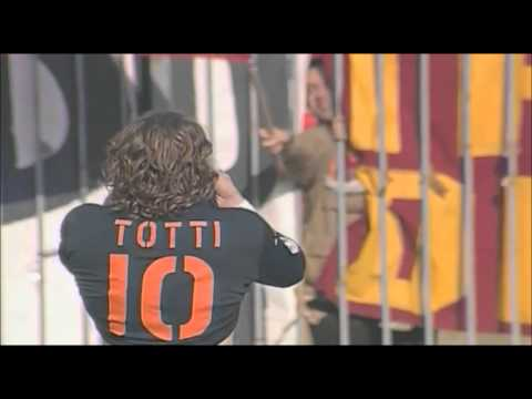 Francesco Totti (HD) - The Legend Never Dies - 1992-2013