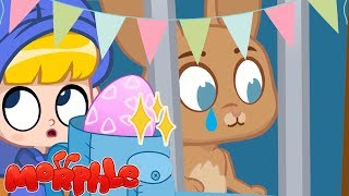Easter Bunny In JAIL (EASTER SPECIAL) - My Magic Pet Morphle   Cartoons For Kids