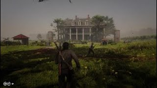 Red Dead Redemption Michael Myers