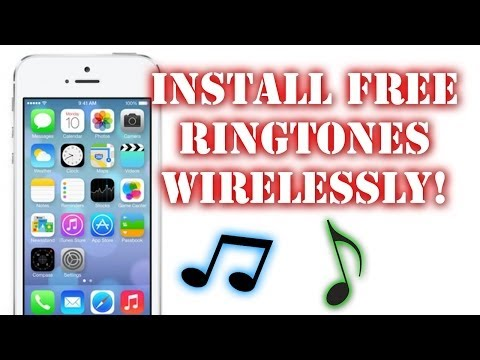 How To Add Free Ringtones To iPhone 6. 5s. 5c. 5. 4s and 4 Wirelessly