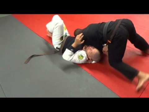 Nine Submission Attacks Using Opponents Lapel From Side Control Image 1