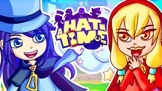 THE EVIL FUNNY MUSTACHE GIRL! (A Hat in Time) #1