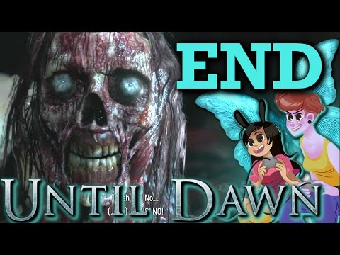 UNTIL DAWN 2 Girls 1 Let's Play Part 19: END thumbnail