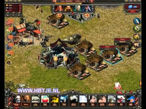 Stormfall Age Of War level 6 7 8 and 9