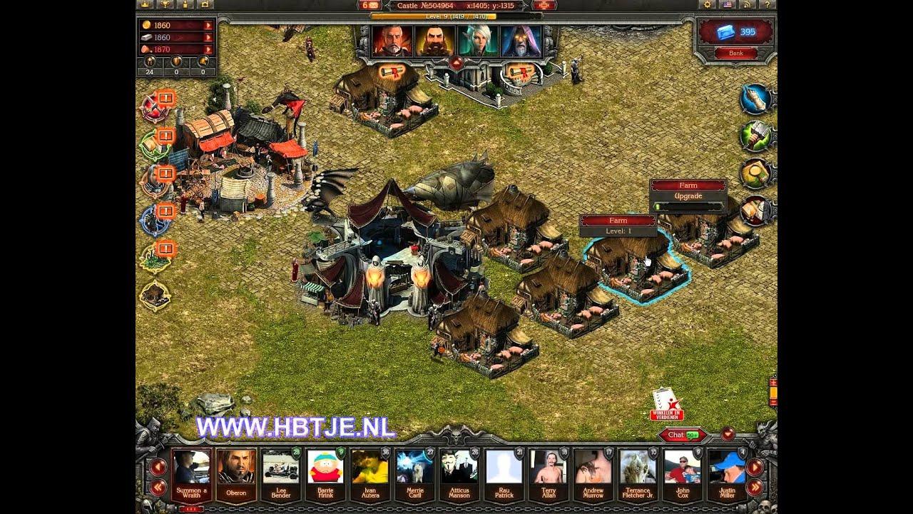 Stormfall Age Of War level 6 7