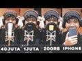 Download Microphone 40 Juta Vs 1 Juta Vs 200 Ribu Vs Iphone
