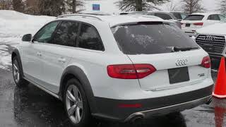 Used 2016 Audi allroad Stratham NH Exeter, NH #D3237