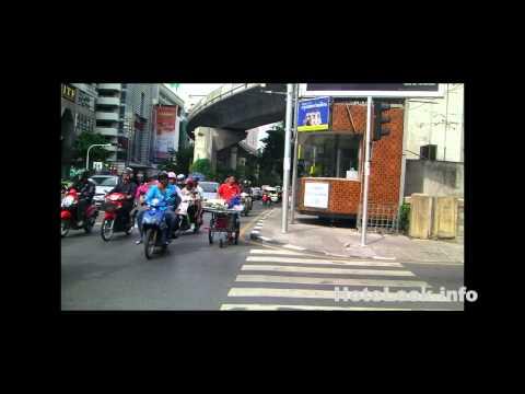 From Frama Silom to BTS Chong Nonsi