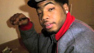 Webbie Video - Webbie in the studio on Gutta TV