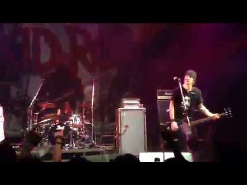 Skid Row United World Rebellion Japan 2014 - Get The Fuck Out video
