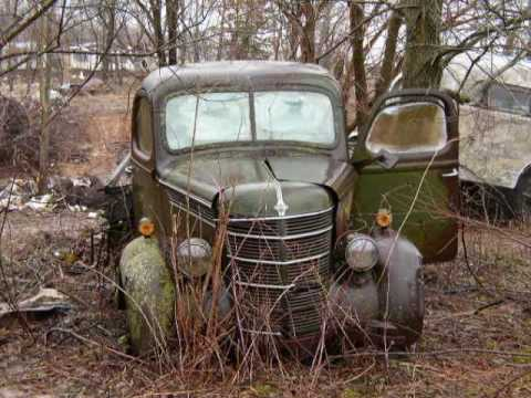 RAT ROD JUNK YARD BLUES SLIDE GUITAR BLUES BOTTLENECK