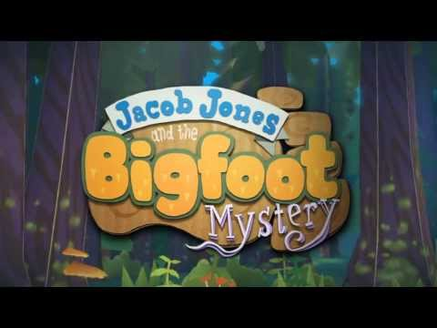 Jacob Jones and the Bigfoot Mystery Launch Trailer (May 2013) - PlayStation Vita game