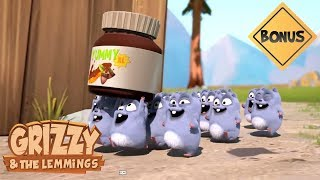 TOP 10 special Yummy paste ! - Grizzy & the Lemmings