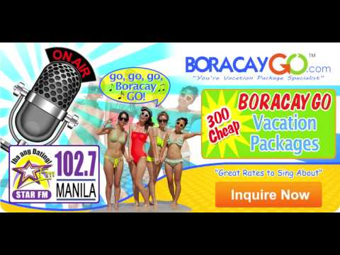 STAR FM 102.7 Radio Boracay Go Package - WOW Philippines Travel Agency