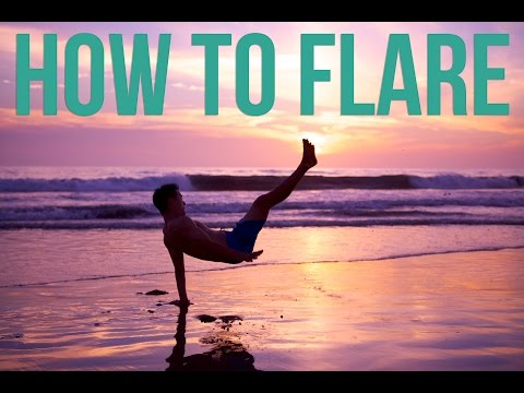 Learn How To Flare | Power Move Basics | Beginner's Guide thumbnail