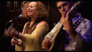 Sarah Jane Morris & Antonio Forcione - the making of Compared to What