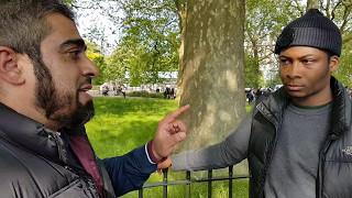 Video: What is evidence that Jesus is God? - Rizwan vs Emmanuel 1/2