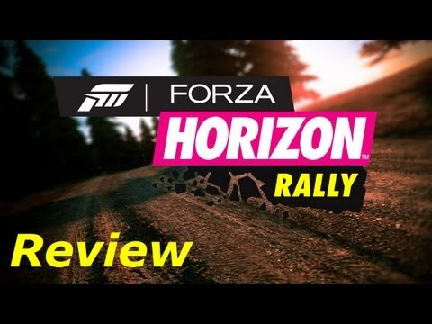 Review - Horizon Rally DLC Expansion Pack (Forza Horizon Commentary)