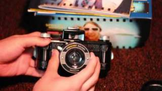 Sprocket Rocket Camera : Sprocket rocket mm film camera my review