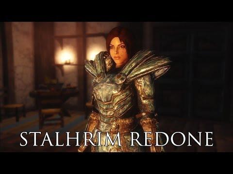 TES V - Skyrim Mods: Stalhrim Redone