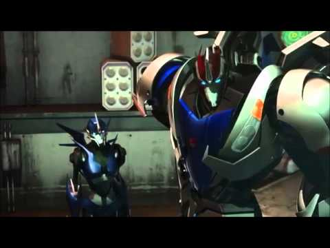 Transformers Prime Music Video - Time (Instrumental Core Remix) (Version 1)