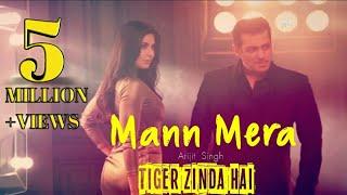 download lagu Mann Mera - Full Song  Tiger Zinda Hai gratis