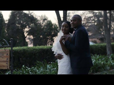 Daphine & Arnold Tarugarira Highlight Wedding Video | McCrea Media