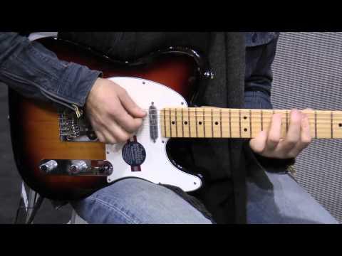 Musikmesse 2012 - Fender Telecaster American Standard 2012