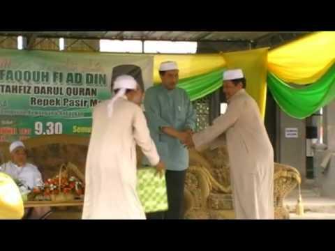 Majlis Perasmian Pengajian Tafaqquh Fi Al-Din di Maahad Tahfiz Darul Quran Wal Qira
