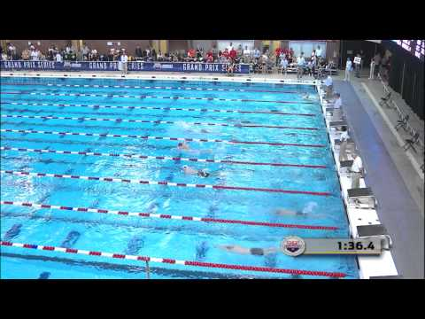 Men's 200m Butterfly C Final - 2012 Columbus Grand Prix