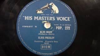Watch Elvis Presley Blue Moon video