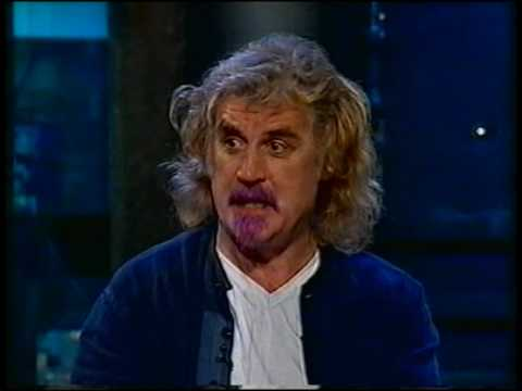 Billy Connolly on Rove Live (2001) Part 1 of 3
