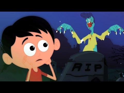 Đêm Halloween   em bài hát   Scary Halloween Song   Kids Song   Halloween Night Song