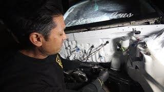 DA9 Gets Custom Brake Tuck Kit From HushPerformance