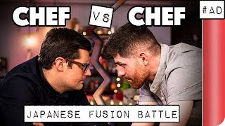 ULTIMATE CHEF VS CHEF JAPANESE FUSION BATTLE