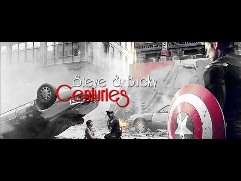 Steve + Bucky | Centuries