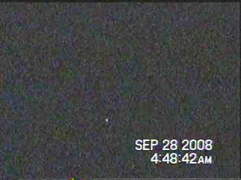 UFO and little dipper ? Video