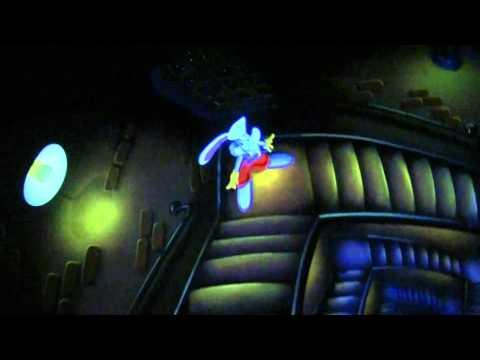 Roger Rabbit's Cartoon Spin POV Dark Ride Tokyo Disneyland Japan On-Ride 1080p HD
