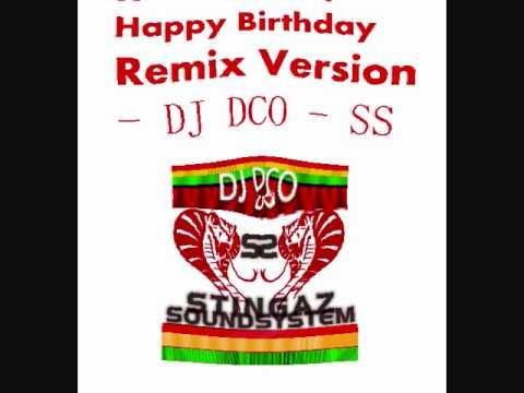 Happy Birthday Hindi Remix Version - Dj Dco - Ss video