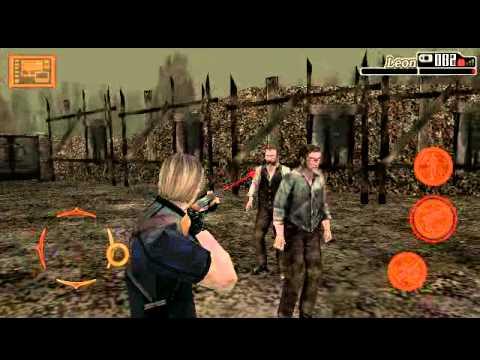 Скачать игру Resident Evil 5 на Андроид - Обитель Зла 5