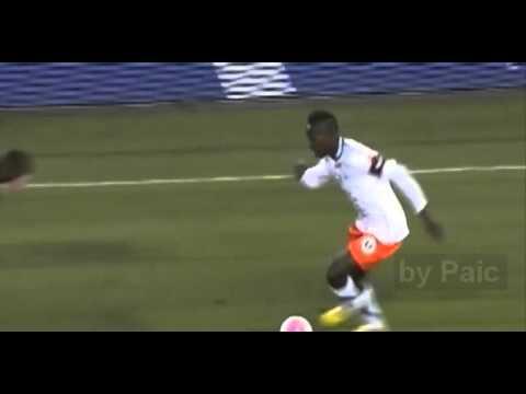 Mapou Yanga-Mbiwa - Capitaine Paillade