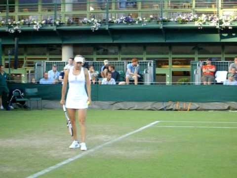 Elena Vesnina Video