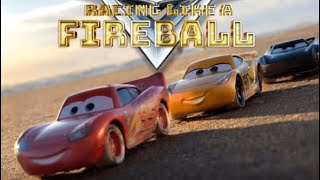Racing Like a Fireball: A Disney Cars Mini-Movie   Directed By Piston Cup Productions ⚡️🏖