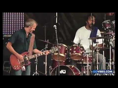 "JJ Grey & Mofro - ""On Fire""  live at Gathering of the Vibes"