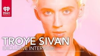 Who Were Troye Sivan's Inspirations For His New Album? | Exclusive Interview