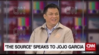 'The Source' speaks to MMDA General Manager Jojo Garcia