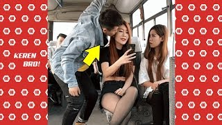 So Funny! New Funny Chinese Prank Videos P✦16『Can't Stop Laughing 2019』.