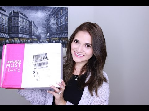 PopSugar MustHave Box | August 2014