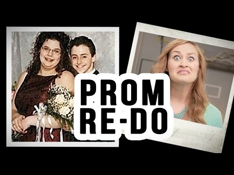 Awkward Prom Photo Re-do | Picture Day With Mamrie Hart!    I Love Makeup. video