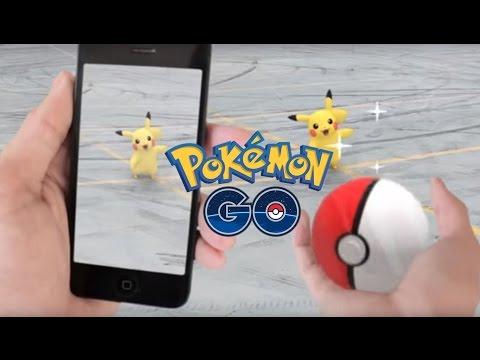 Pokemon GO Android 2.3+ Покемоны Го для старых телефонов